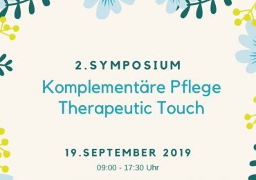Komplementäre Pflege – Therapeutic Touch